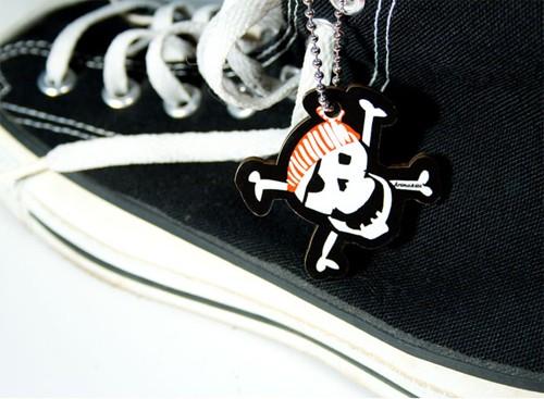 Krima & Isa - Motivanhänger Pirat