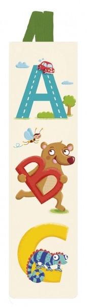 Lesezeichen ABC