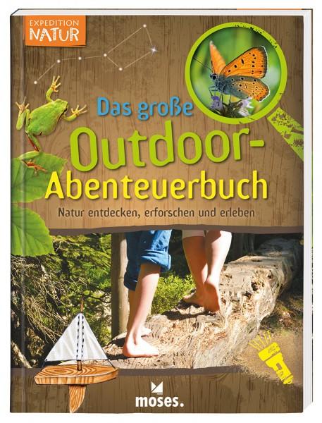 Das große Outdoor Abenteuer Buch