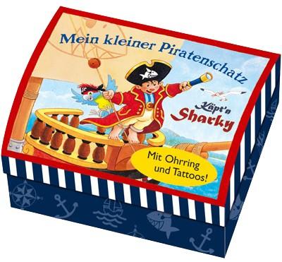 Spiegelburg - Käpt´n Sharky Mein kleiner Piratenschatz