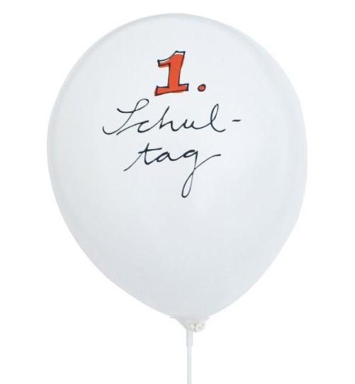 Krima & Isa - Luftballon 1. Schultag