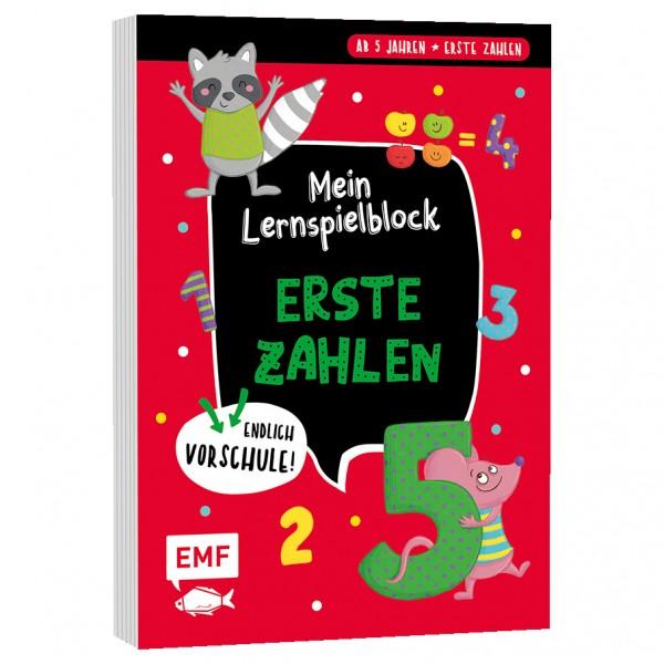 MEIN LERNSPIELBLOCK – Erste Zahlen