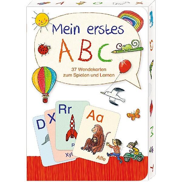 Mein erstes ABC - 37 Wendekarten zum Spielen und Lernen