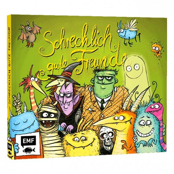 Freundebuch - Schrecklich Gute Freunde