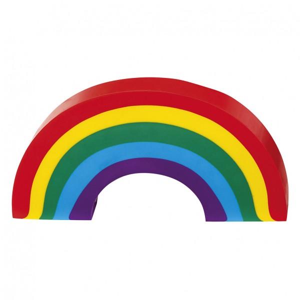 Regenbogen Radiergummi