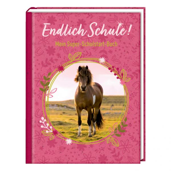 Geschenkbuch: Pferdefreunde - Endlich Schule