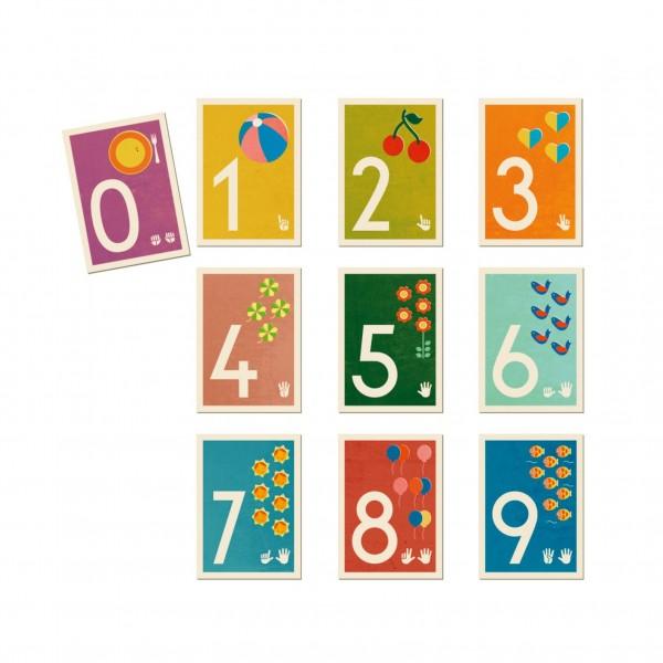 123 Lernkarten Set
