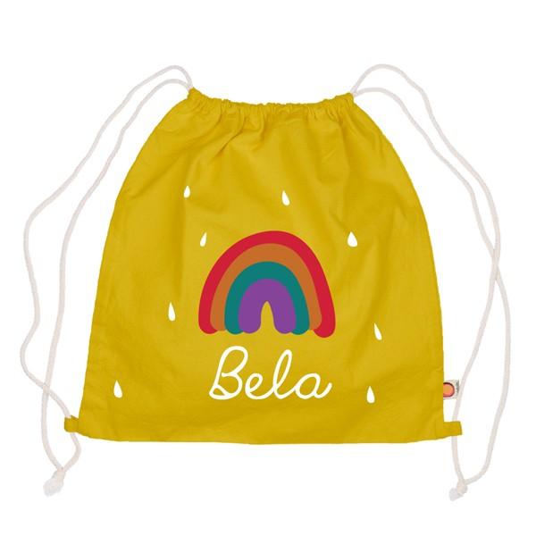Holubolu Turnbeutel Regenbogen