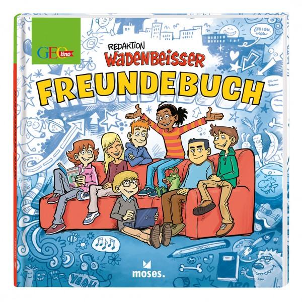 Geolino Wadenbeisser Freundebuch