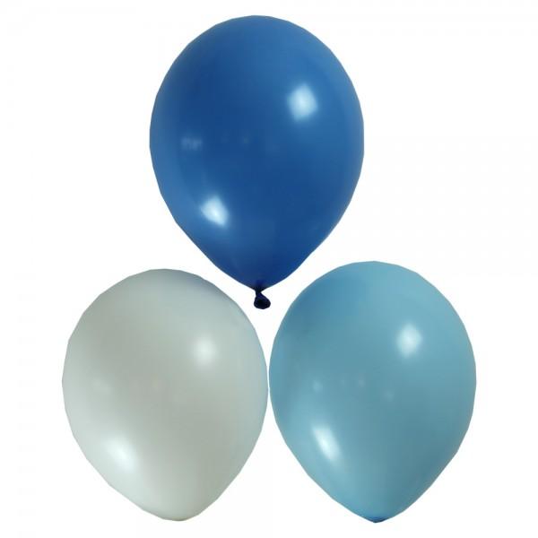 IBS Luftballon Set blau