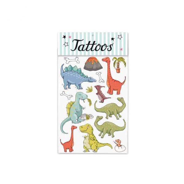 Krima & Isa Tattoo Dinos