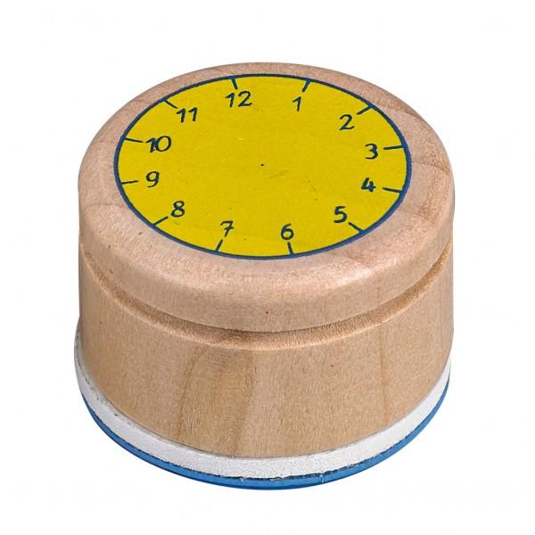Spiegelburg Stempel Lern die Uhr