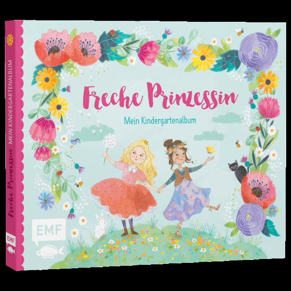 Kindergarten Album - Freche Prinzessin