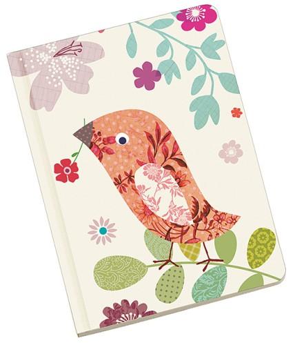 Minilabo - Heft Oiseau Vogel auf dem Ast
