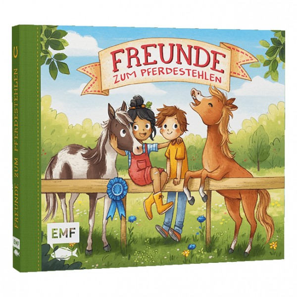 Freundebuch - Freunde zum Pferdestehlen