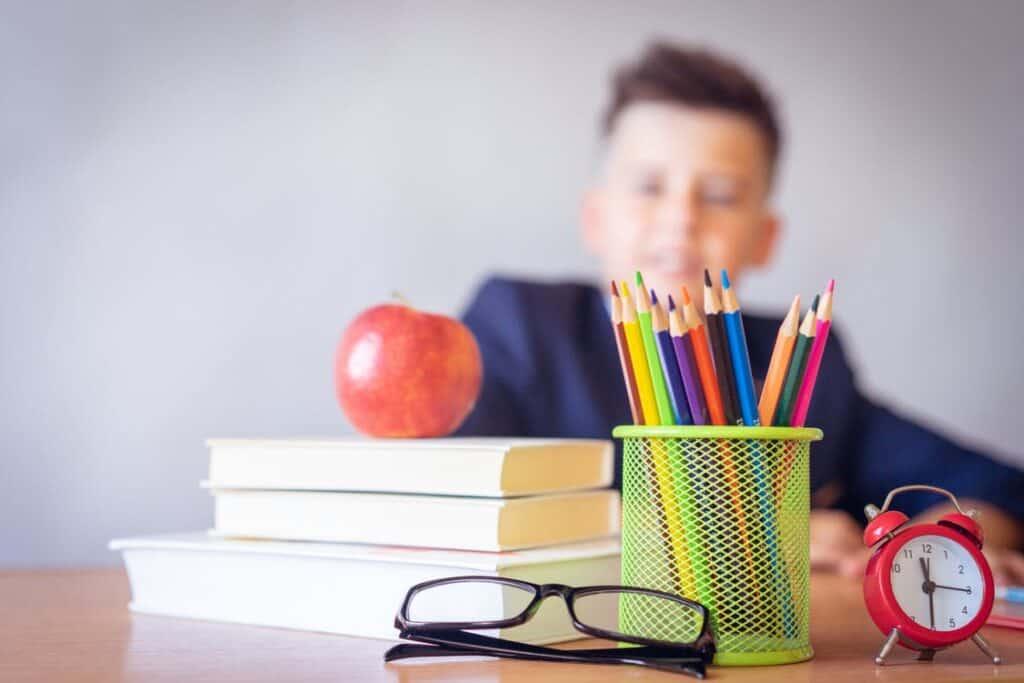 Sorge für eine gute Lernatmosphäre